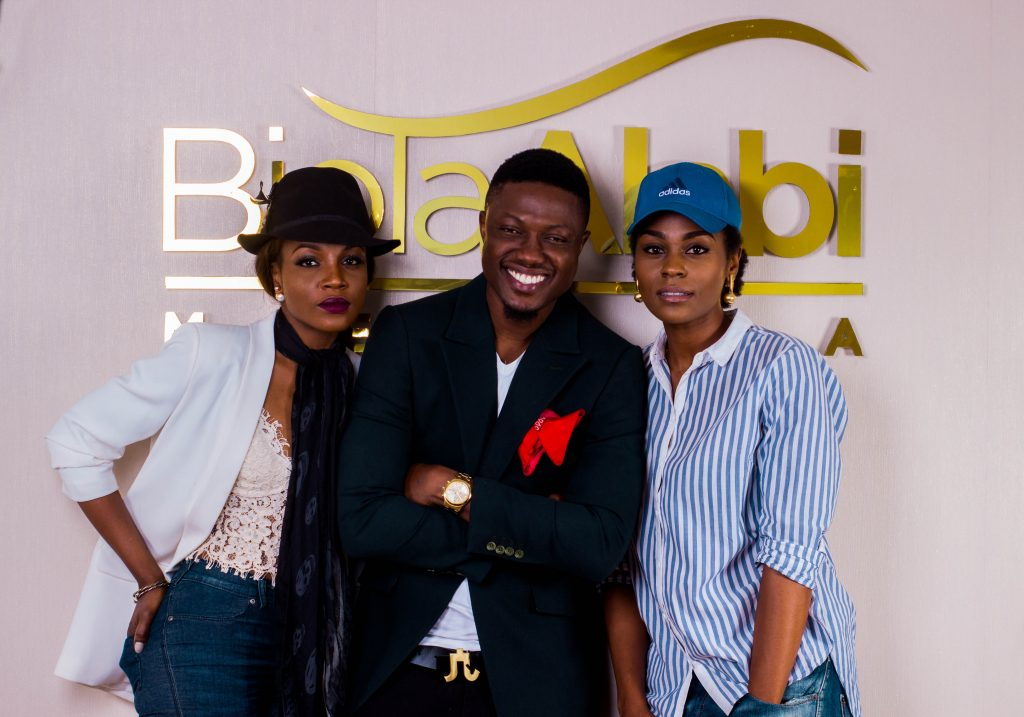 Seyi Shay, Vector and Somkele Idhlama