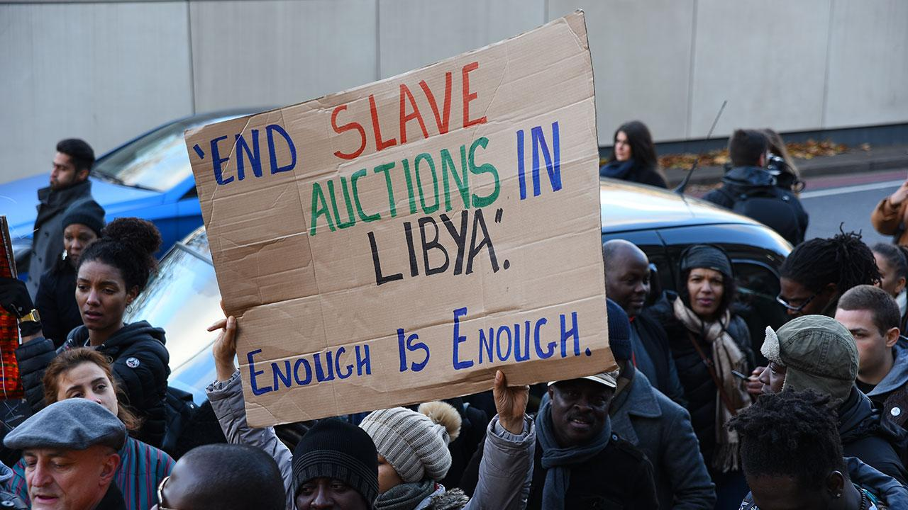 Slave Trade In Libia >> How to stop the slave trade in Libya and beyond | AFRICA ON THE RISE.