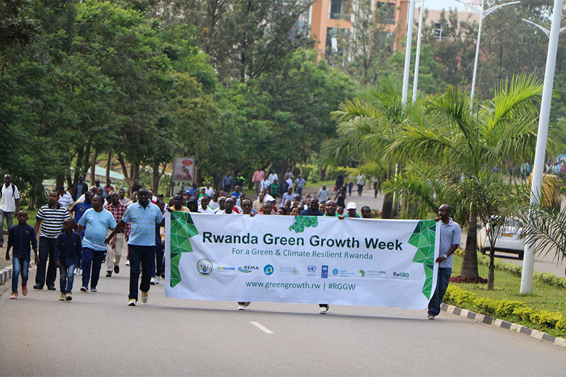 Rwanda Green Growth Week - Closing Event (Green Rwanda Walk)/ Courtesy