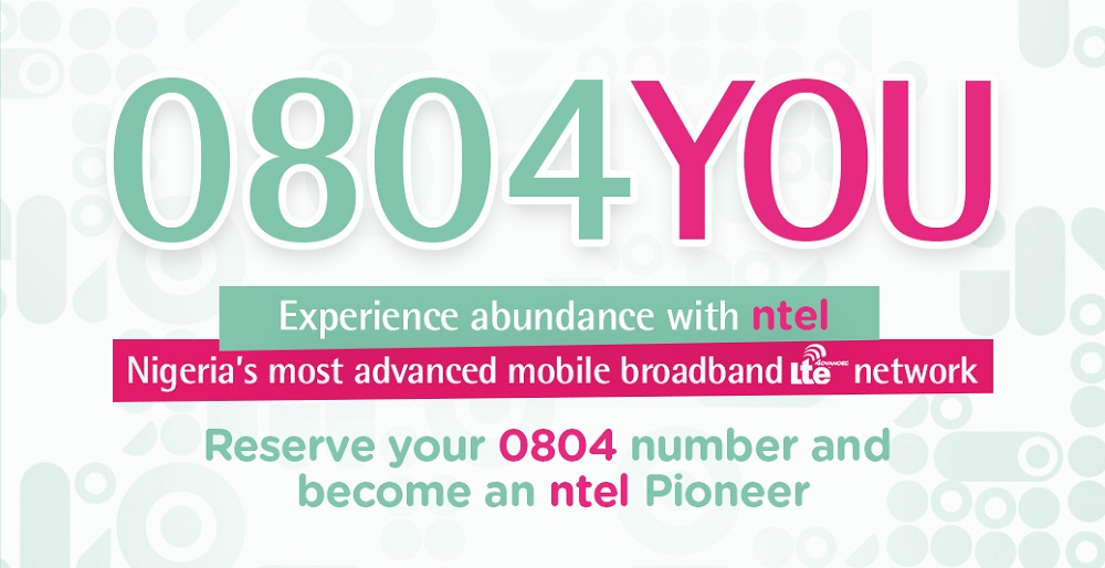 ntel announces number reservation campaign