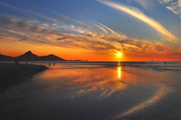 sunset-cape-town-south-africa