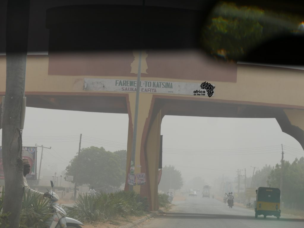 Skies and Sights of Katsina_Goodbye to Katsina - [Photo Credit - Iweka Kingsley]