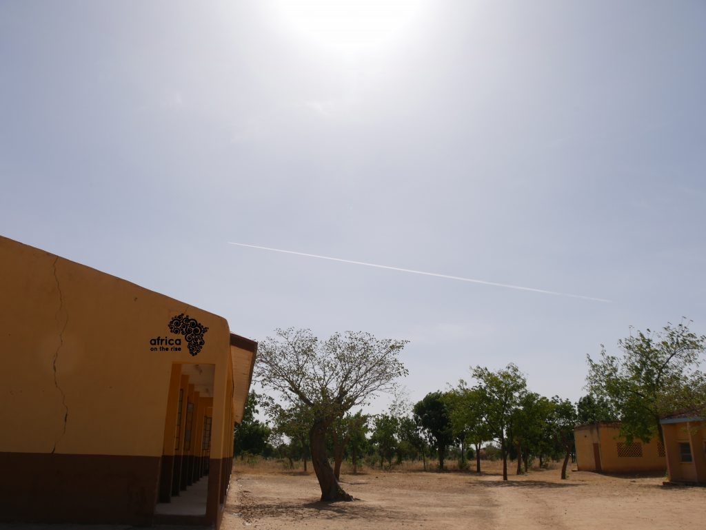 Skies and Sights of Katsina_Government Day Secondary School, Muduru - [Photo Credit - Iweka Kingsley]