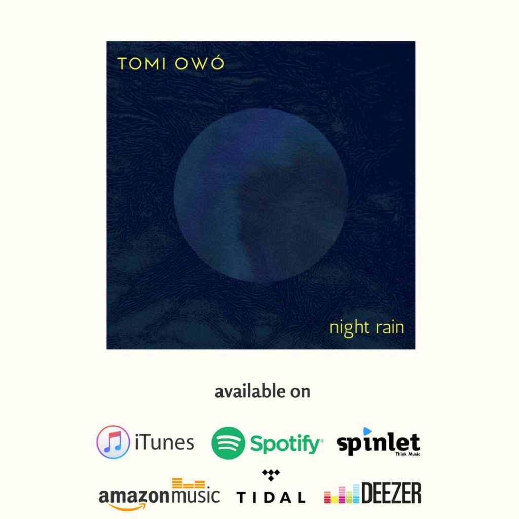 Night Rain - Tomi Owó