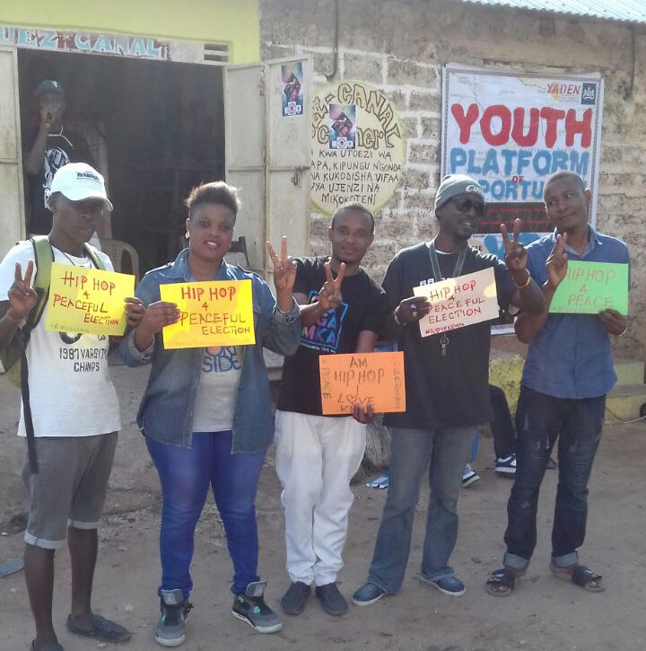 Kaka Idd Afrika, Likoni Youth Focus and Maulid Hamisi - The Pollination Project