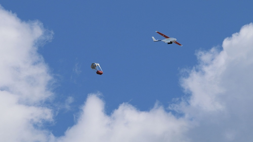 By using drones, Zipline can cut the delivery time for essential blood products by several hours [Zipline]