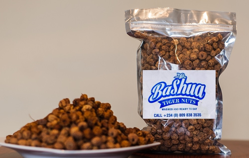 Bashua Tiger Nuts (Courtesy - The Nut Place)