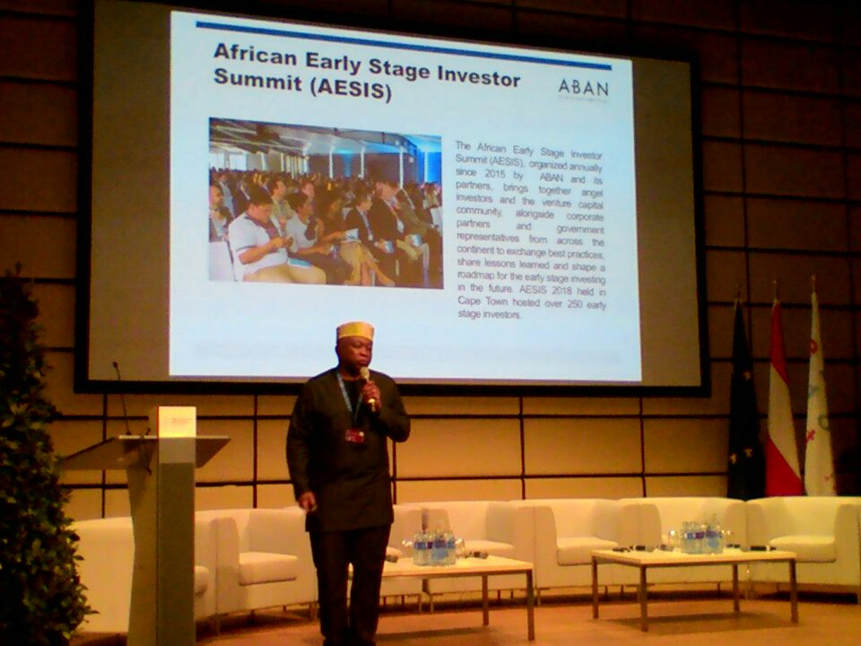 Tomi Davies - Investing in Africa Side Event (EU-Africa High-Level Forum)